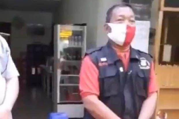 Ngaku Petugas Maksa Makan di Tempat, Oknum FKDM Langsung Dipecat