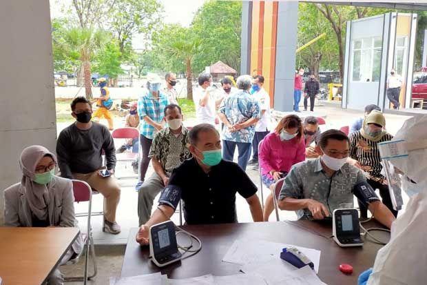 Update COVID-19 di Jakarta, 932 Orang Terkonfirmasi Positif