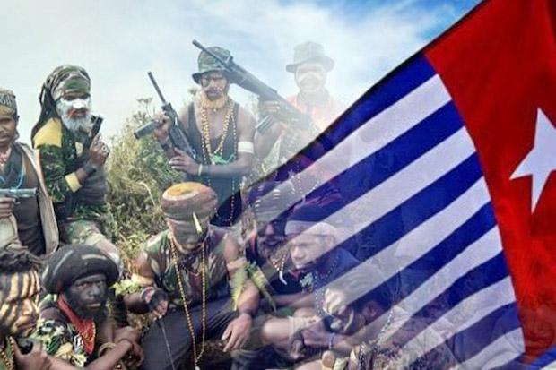 TPNPB OPM Klaim Rebut Senapan Serbu FNC usai Tembak Babinsa Hitadipa Papua