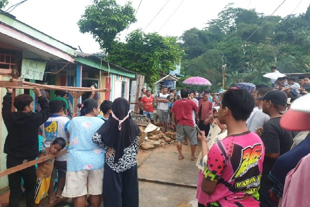 Siswa SD Tewas Tertimbun Longsor di Sorong, BNPB Imbau Pemda Lakukan Mitigasi Bencana