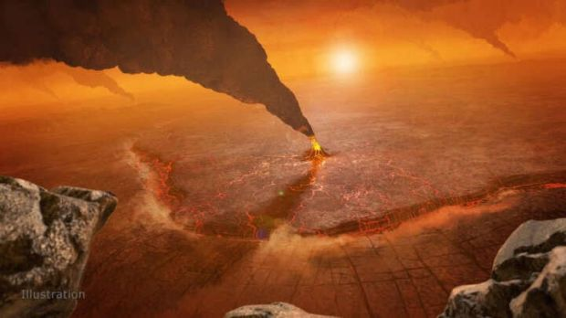 Rusia dan Amerika Serikat Berebut Kuasai Planet Ve