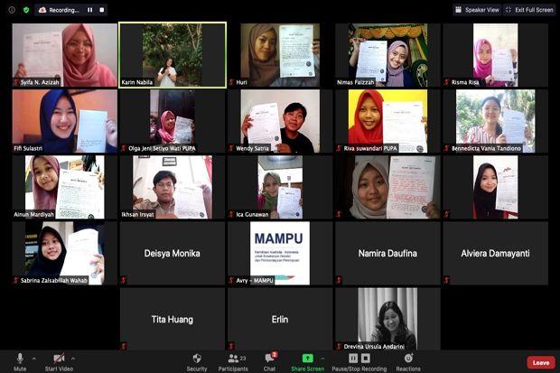 MAMPU Kampanye Digital Ajak Anak Indonesia Berani Bersikap