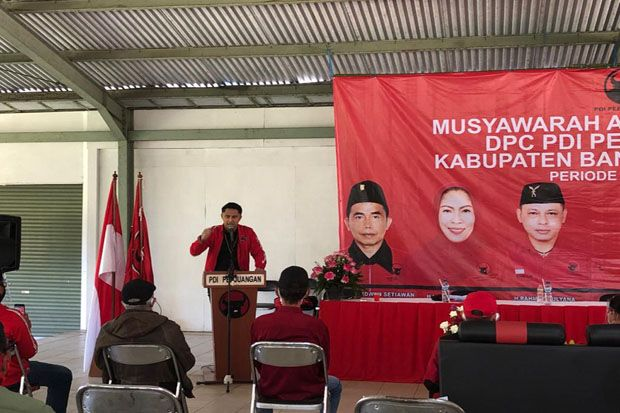PDIP Yakin Kans Hengki di Pilkada Bandung Barat Sangat Besar
