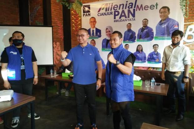 Sandang Gelar Duta Milenial, Lord Atep Hibahkan Tenaga-Pikiran untuk Kabupaten Bandung