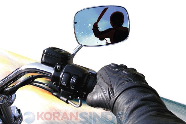 Polres Jaksel Buru Geng Motor yang Lakukan Penyerangan di Bintaro