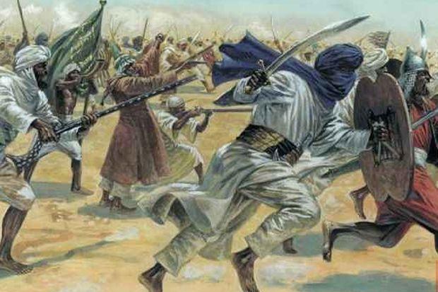Tragedi Perang Jembatan: Langgar Pesan Umar Bin Khattab, Pasukan Muslim Berguguran