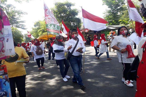 Relawan Pendukung Eri Cahyadi di Pilwali Surabaya Bertambah