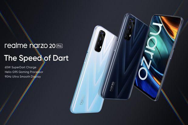 Realme Umumkan Narzo 20A, Narzo 20, dan Narzo 20 Pro