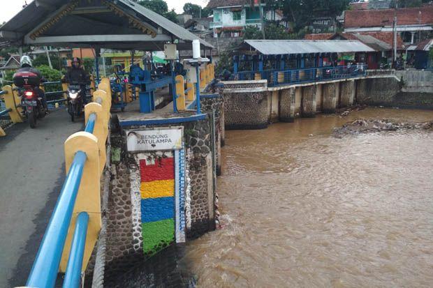 Katulampa Terkendali, Pemprov DKI Sebut Kiriman Air yang Masuk Jakarta Tidak Parah
