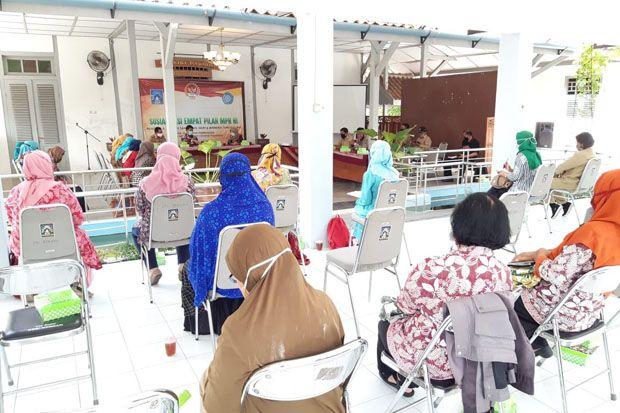 Begini Pesan Cucu Pendiri Muhammadiyah di Hadapan Ibu-ibu PKK