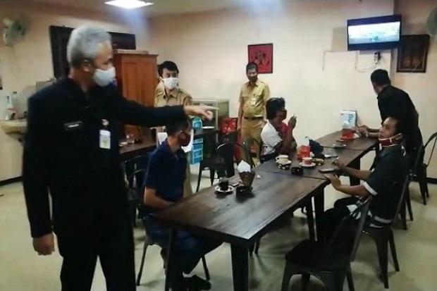 Ganjar Ngamuk di Kantin DPRD Jateng, Ini Reaksi Ketua Dewan