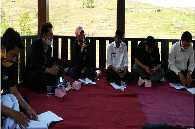 Ciptakan Desa Tematik Kreatif, Komite EKRAF Majalengka Segera Susun Tools