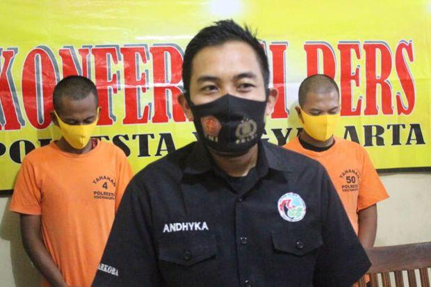 Polisi Tangkap Pengedar Ribuan Pil Koplo di Yogyakarta