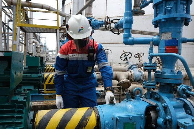 Kilang Polypropylene Plaju, Penghasil Bahan Baku Pembuatan Plastik Milik Pertamina
