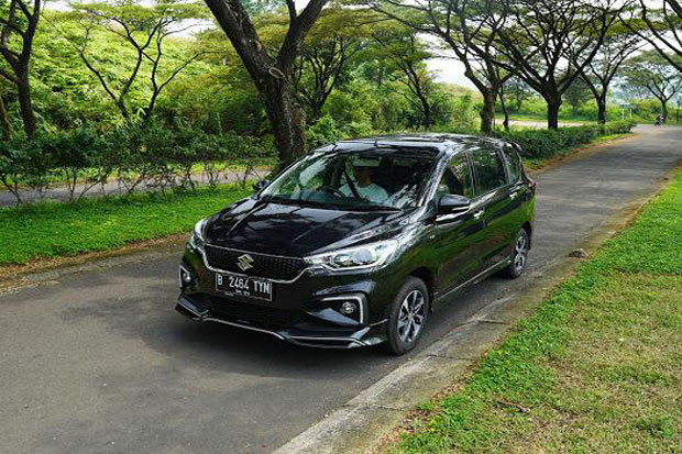 All New Ertiga Jadi Jagoan Suzuki di Mexico