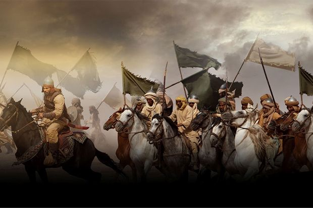 100.000 Pasukan Persia Tewas, Bertahun-Tahun Mayatnya Tak Dikubur