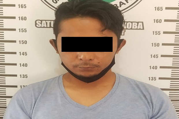 Simpan Sabu di Mobil, Sekretaris Partai Gerindra Dibekuk Polisi