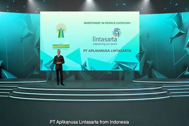 Program Lintasarta Appcelerate Sabet Penghargaan Internasional
