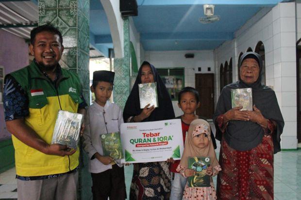 Quran Care Indonesia Sebarkan Al-Quran Hingga ke Pelosok Nusantara