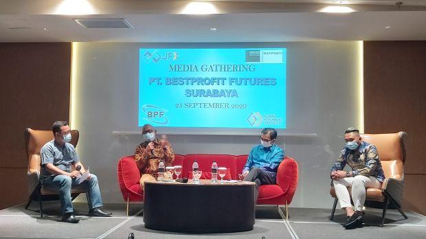 Bestprofit Surabaya Yakin Emas Masih Berkilau Hingga Akhir 2020