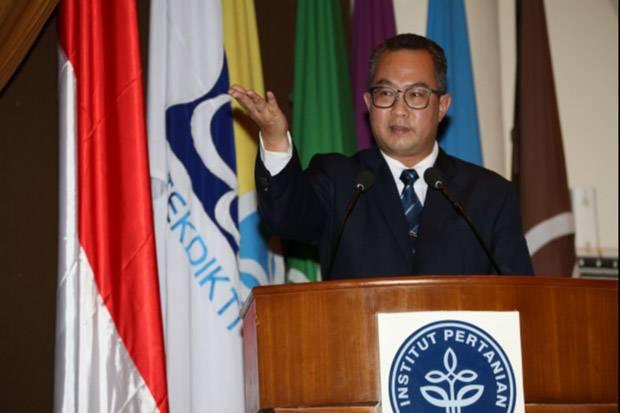 Pengakuan Rektor IPB: Sebelum Positif Covid-19 Drop Usai Main Bulu Tangkis 6 Set