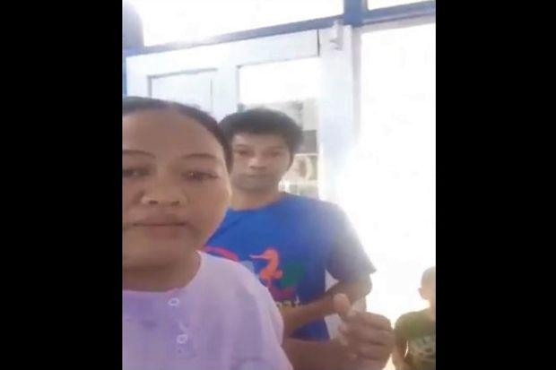 Pak Bupati Raja Ampat Tolong Cek Pasien COVID-19 Diisolasi di RSUD Waisai Ditelantarkan