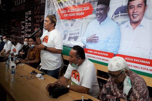 Deklarasi Dukungan Bobby-Aulia Abaikan Prokes, KPU: Bawaslu yang Menilai