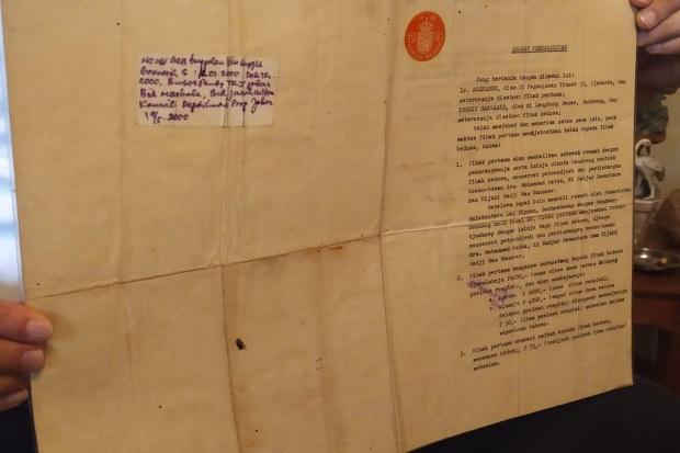 Surat Nikah dan Cerai Inggit Garnasih-Soekarno Bakal Diserahkan ke Negara
