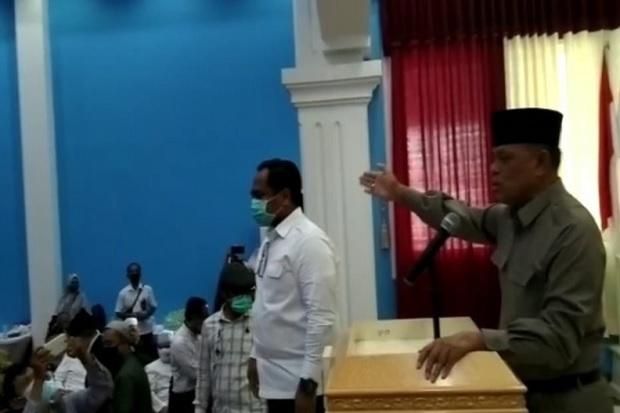 Beredar Video Acara Gatot Nurmantyo di Surabaya Dibubarkan Polisi