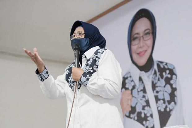 Kampanye di Masa Pandemi, Sri Muslimatun Komitmen Lindungi Masyarakat