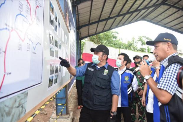 Pemprov Sumsel Kucurkan Rp144 Miliar untuk Infrastruktur di Empat Lawang