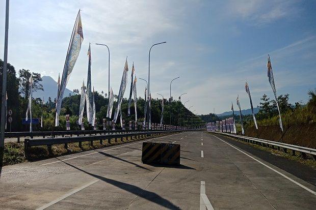 Ini Tol Manado-Bitung yang Diresmikan Presiden Jokowi Siang Ini