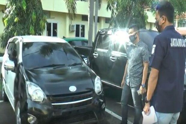 Kendaraan Taksi Online Korban Begal Ditemukan di Tengah Hutan