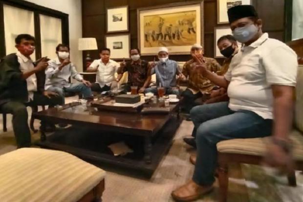 Konsolidasi Parpol Non-Parlemen, Eri Cahyadi: Kerja Serempak Nomor Satukan Rakyat