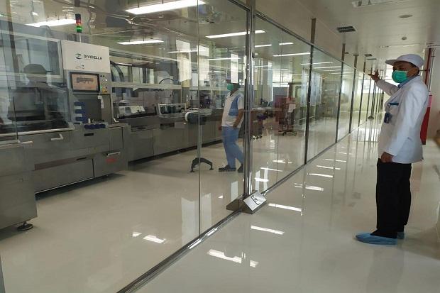 Sinovac Cek Fasilitas Bio Farma, Siap Transfer Teknologi Vaksin COVID-19