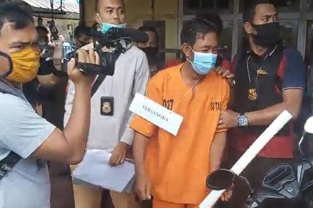 Keluarga Ngamuk, Prarekonstruksi Pembunuhan Ibu dan Anak di Pontianak Ricuh