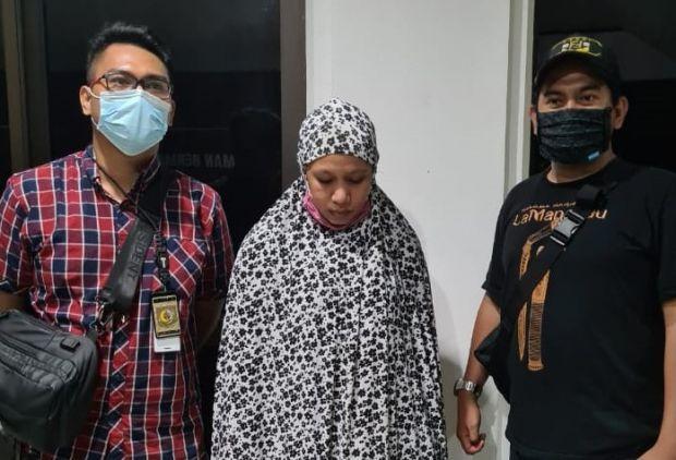 Tim Intelijen Kejagung Tangkap DPO Narkotika di Kota Batam