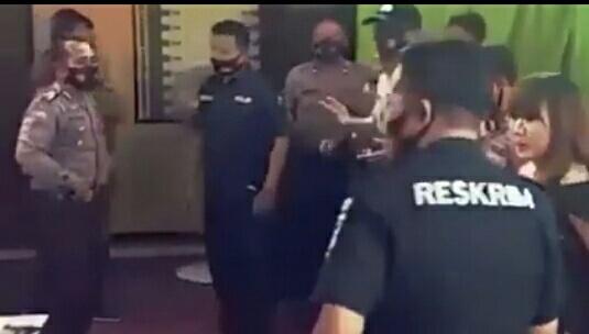 Viral Polisi Tulungagung Dangdutan, Pengunggah Video Diburu