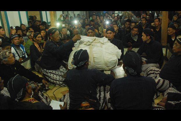 Cupu Kyai Panjala Dipercaya Jadi Ramalan Situasi Negara Termasuk soal Pilkada