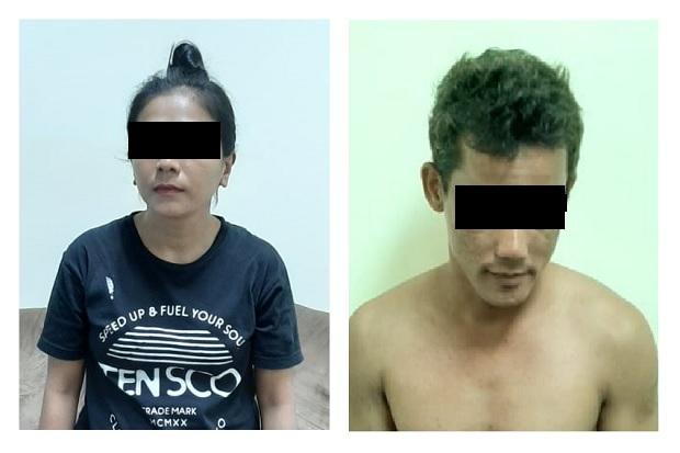 Wanita Cantik Sembunyikan Sabu Dalam Bra Ditangkap di Hang Nadim