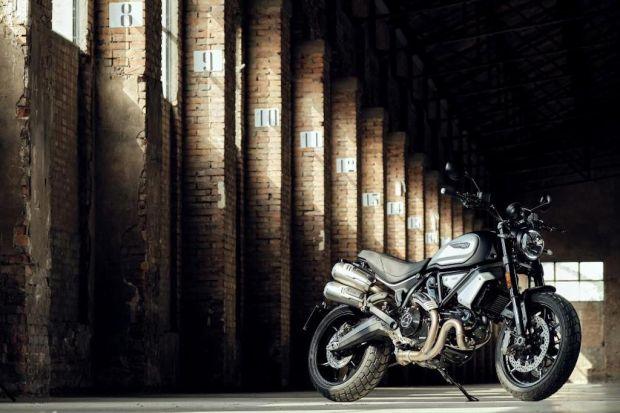 Bongkar Teknologi dan Mesin L Twin Ducati Scrambler 1100