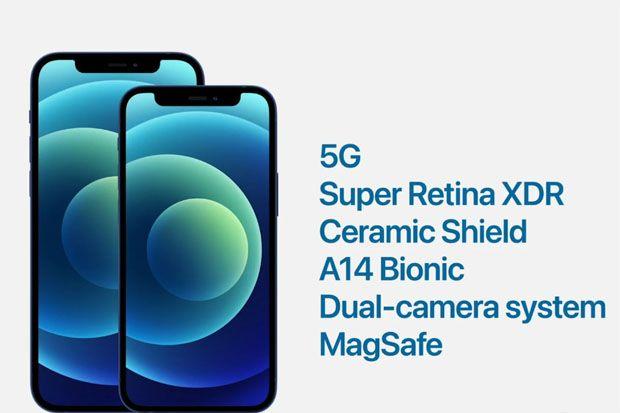 Paling Murah, tapi iPhone 12 Mini Hadir dengan 5G dan Kamera Mumpuni