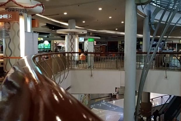 Asap Tebal Muncul di Food Court Mal Kelapa Gading, Pengunjung Berhamburan Keluar
