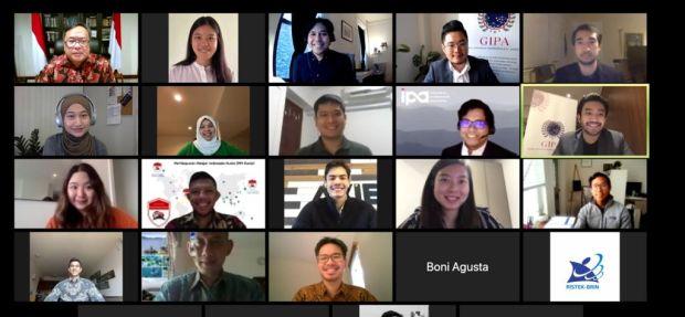 Menristek dan GIPA Ajak Anak-Anak Indonesia Berkarir di Artificial Intelligence