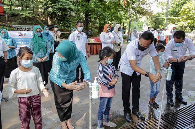 Bima Arya Sebut Baru 30 Persen Warga Kota Bogor Selalu Cuci Tangan Pakai Sabun