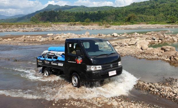 Suzuki Carry, Eskalator Bisnis yang Pernah Dianggap Remeh