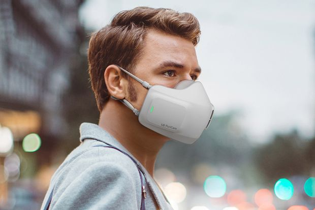 Masker Keren Berteknologi Tinggi Ini akan Beredar di Indonesia
