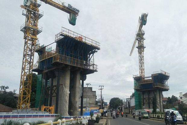 Ridwan Kamil Tagih Kepastian Proyek LRT Kereta Cepat Jakarta-Bandung