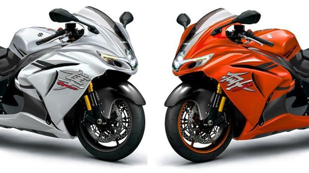 Tak Mau Nyerah sepert RX King, Suzuki Siapkan Hayabusa 2021