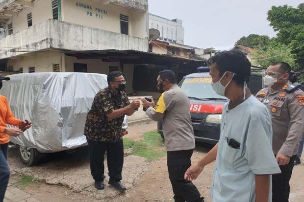 Markas GPII dan PII Diserang Brimob, Kapolres Jakpus Minta Maaf